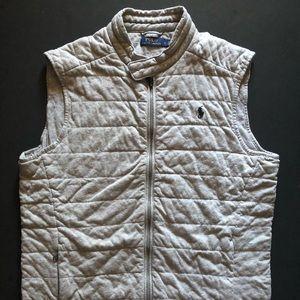 Polo Ralph Lauren Quilted Cotton Vest